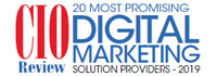 Top 20 Digital Marketing Solution Companies - 2019