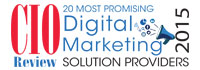 20 Most Promising Digital Marketing Solution Providers - 2015