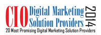 20 Most Promising Digital Marketing Solution Providers - 2014