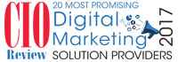 20 Most Promising Digital Marketing Solution Providers - 2017