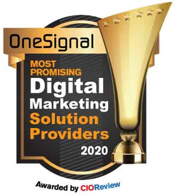 Top 20 Digital Marketing Solution Companies - 2020